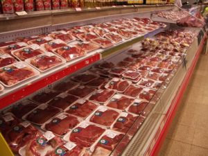 Supermarket, Meat