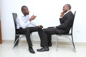 Talking, Business